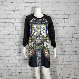Clover Canyon Graphic Print Dress